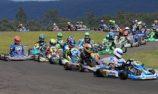 Ricciardo Kart dominates first day of Aus Kart Champs