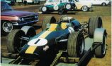 GORDON KIRBY: A driving lesson from Jim Clark