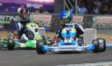 F1 star's kart team flies at Australian Kart Champs