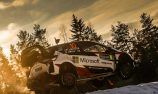 Latvala handed Rally Sweden lead