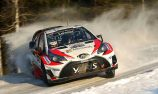 Toyota claims first WRC win since 1999
