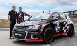 Greg Murphy unveils Holden NZ rally car