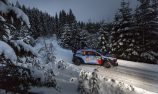 Neuville out front in Sweden