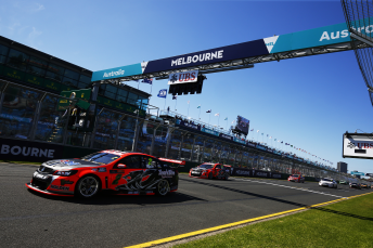 The Supercars will form a solid part of the AGP support race package