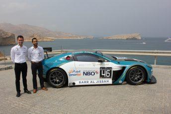 Ahmad Al Harthy is confirmed for the Blancpain Series in Europe again