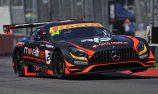 Bates wins Aus GT opener/van der Linde penalised