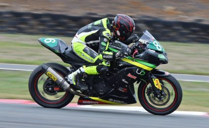 Oliver Bayliss takes maiden road racing podium