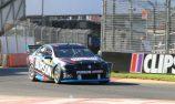 Dumbrell tops Dunlop Super2 Clipsal practice