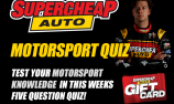 New Motorsport Quiz round launched - March 31