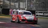 David Wall sets the pace in Carrera Cup practice