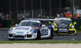 McConville scores first race win in Carrera Cup