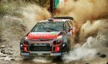 Meeke maintains control at Rally Mexico