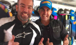 Stunt rider stable after Clipsal 500 crash