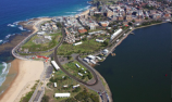 Council requests changes to Newcastle street circuit