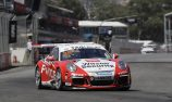 David Wall wins Carrera Cup Race #2