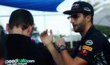 VIDEO: Ricciardo and Verstappen's Aus GP week