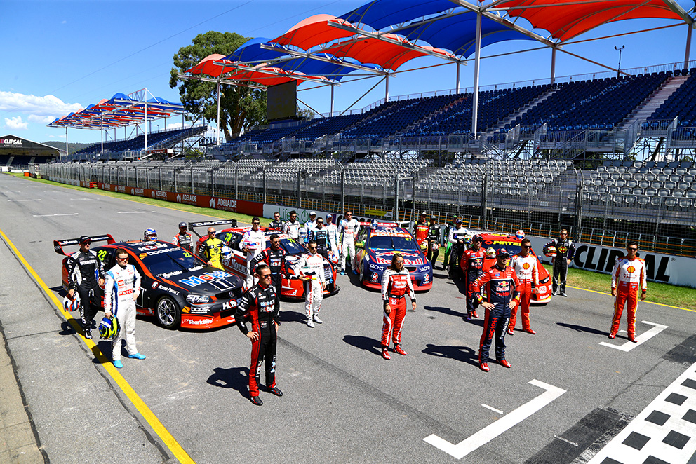 GALLERY: Clipsal 500 Adelaide set-up - Speedcafe