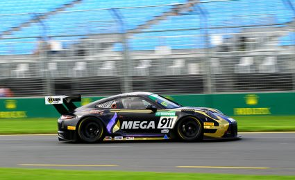 Talbot wins incident-packed GT Race 4