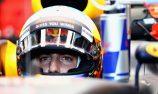 Ricciardo suffers grid penalty ahead of AGP