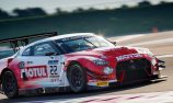 New look for Simmons Blancpain Nissan GT-R
