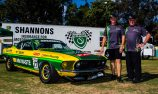 Team Johnson unveils TCM Ford Mustang