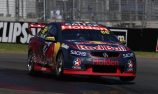 Whincup bemoans costly Clipsal 500 errors