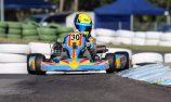 Erebus Academy signs young karter Jobe Stewart