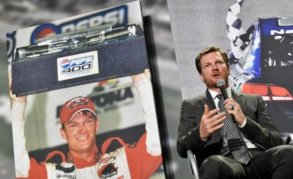Earnhardt Jr.: I wanted to go out on my own terms