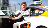 Campbell steps up Supercup prep with Nurburgring run