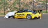 Heavy crash delays Bathurst 6 Hour practice
