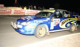 O'Dowd Pushes Through Mechanical Issues at Forest Rally