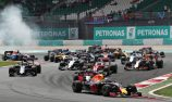 Malaysian GP dropped from F1 2018 calendar