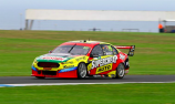 Mostert blitzes second practice at PI