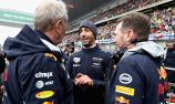 Ricciardo reprimanded at Chinese Grand Prix