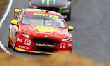 Points penalty for Coulthard after Race 3 crash