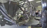 VIDEO: Nissan prepares chassis for Rick Kelly