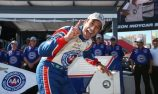 Castroneves take record-breaking Long Beach Pole