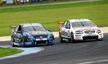 SUPPORTS: Greenbury takes maiden V8TC race win