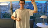 Rins replacement confirmed after arm surgery