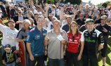 VIDEO: Fans flock to Newcastle 500 community day