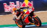 Pedrosa edges Marquez to MotoGP pole in Jerez