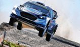 Tanak comes through to lead in Portugal