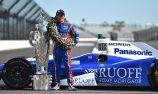 Takuma Sato is a popular Indy 500 winner