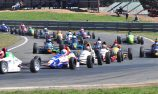 Bumper field for Winton Formula Ford round