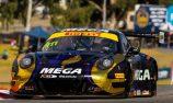 Talbot wins again in Australian GT at Barbagallo