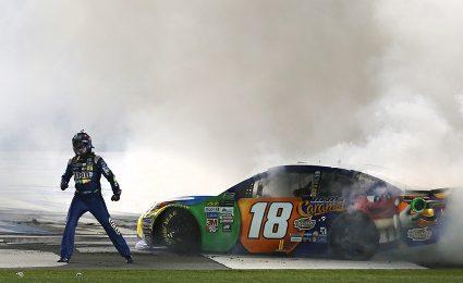 Kyle Busch wins NASCAR All-Star Race