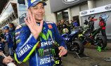 Positive signs for Rossi after motocross crash