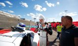 Campbell takes two poles on Supercup debut