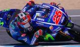 Viñales fastest in Jerez MotoGP test