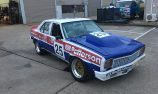 Iconic colours for Phil Brock's racing return